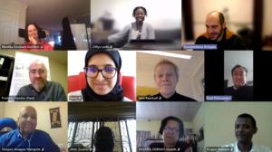 Consortium meeting Jan 8